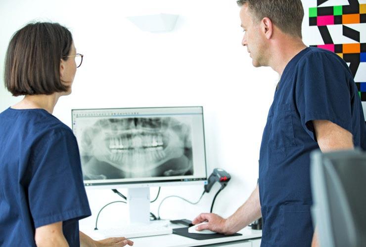 Spezialisierte Zahnärzte