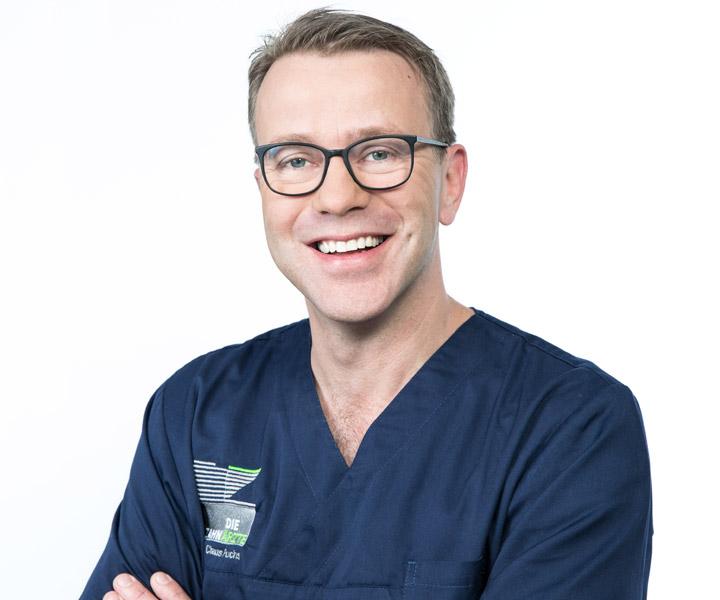 Dr. Claus Fuchs
